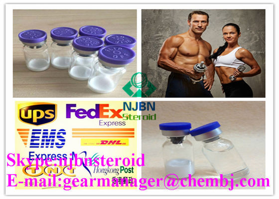 China Bodybuilding-Wachstumshormon-Peptide CJC-1295 Azetate 863288-34-0 fournisseur