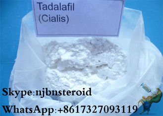 China Cialis weißes Pulver Sex-Steroid-Hormone CAS 171596-29-5 Tadalafil Zitrat fournisseur