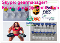 China Bodybuildende injizierbare Wachstums-Hormon-Peptide Ipamorelin CAS 170851-70-4 usine